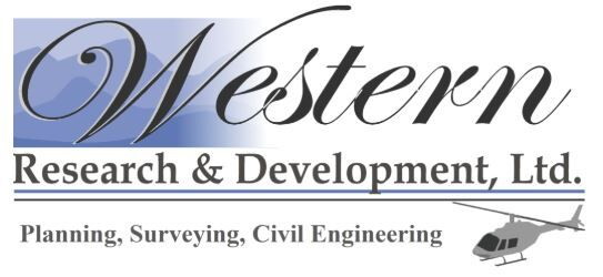 Western Research and Development Logo