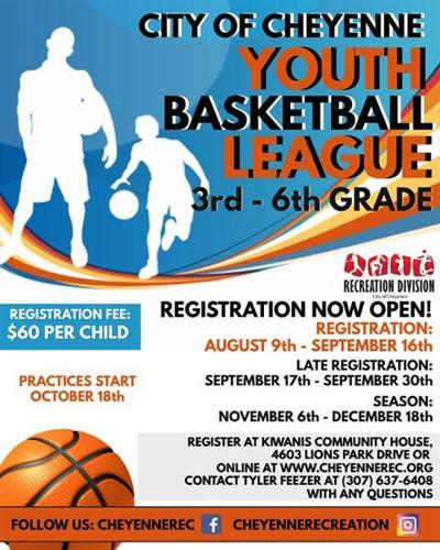 Youth Basketball graphic