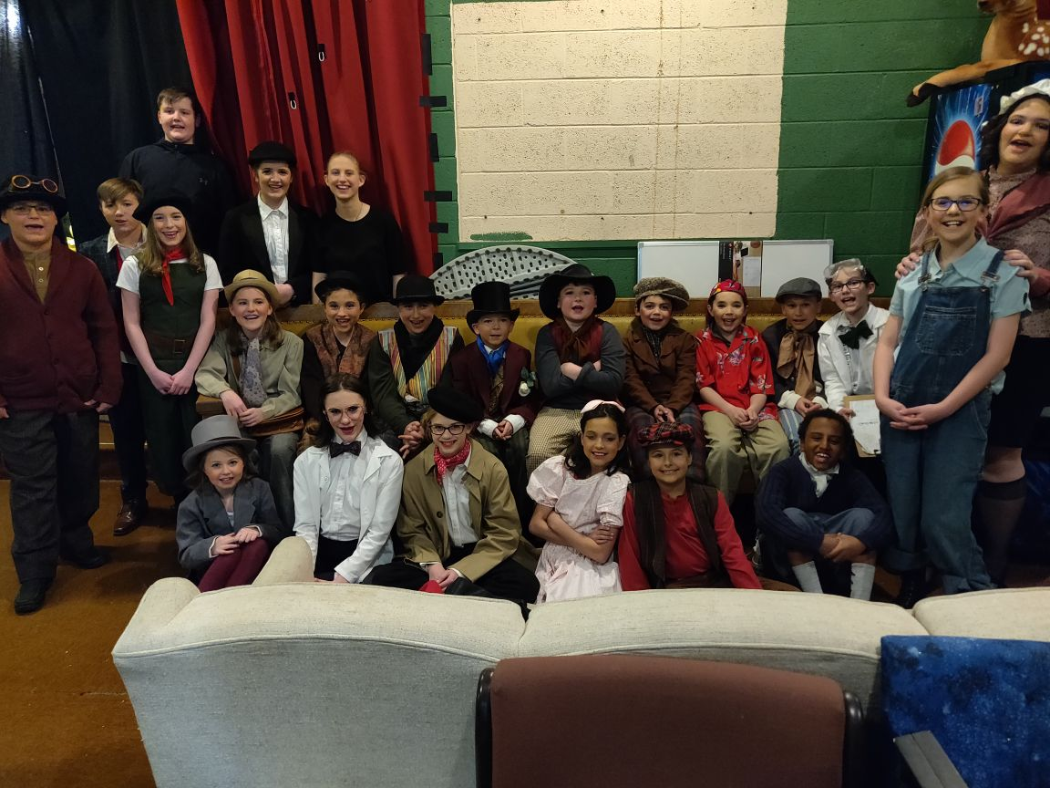 Wind in the Willows Cast