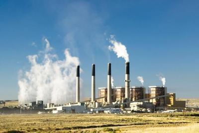 Jim Bridger Coal Plant