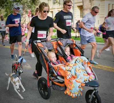 Breast Cancer Pink Ribbon Run photo