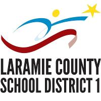 Laramie County School District 1 Logo
