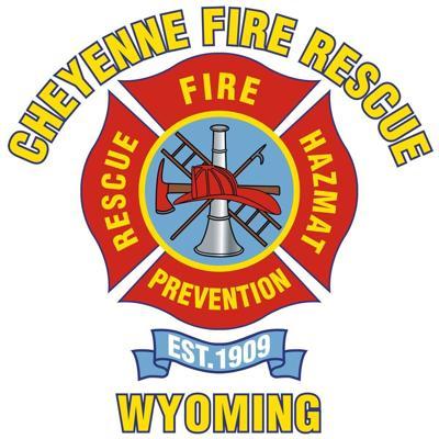 Cheyenne Fire Rescue logo
