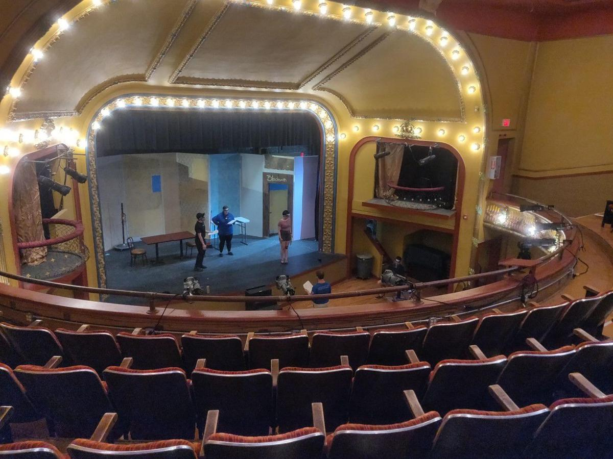 Atlas Theater interior