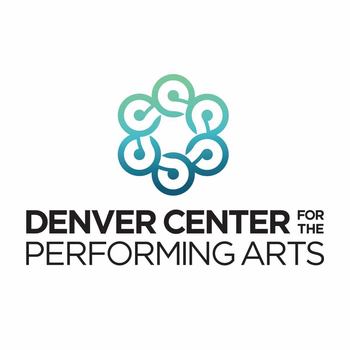 Denver Center for Performing Arts Logo