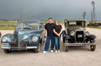 Vince and Jeanette Oak Spokes Cruise