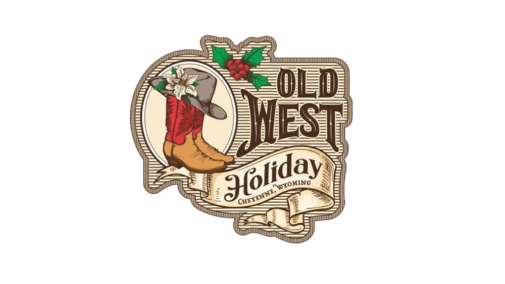 Old West Holiday Logo