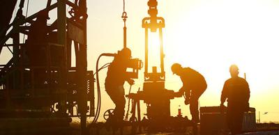 Oil and Gas workers photo