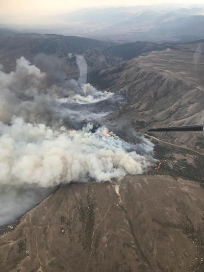 Richard Mountain Fire