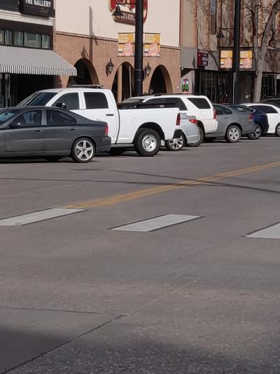 Downtown Cheyenne Parking