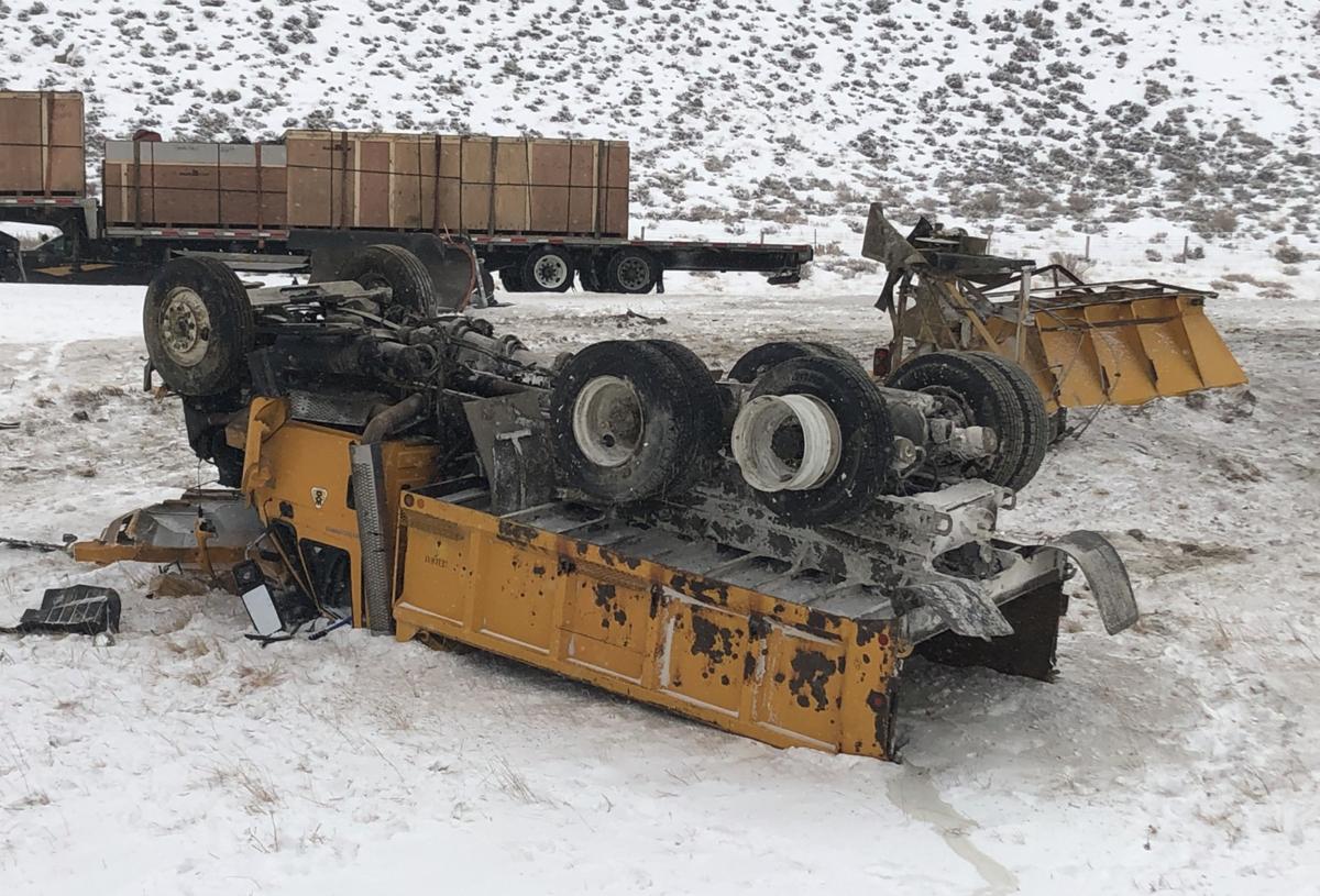 Winter Unloads Across Cheyenne