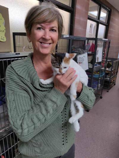 Interim Cheyenne Animal Shelter CEO Sue Casteneda
