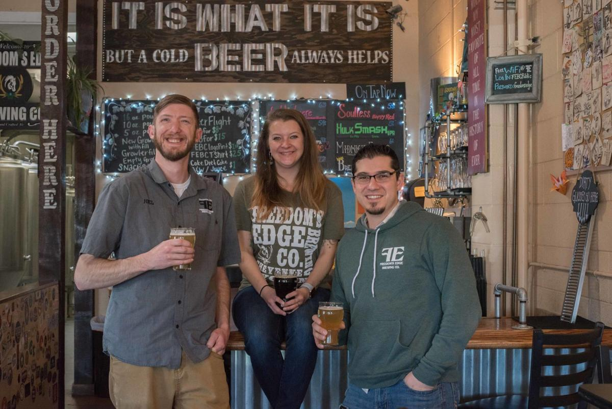 Freedom's Edge Brewing Company Owners