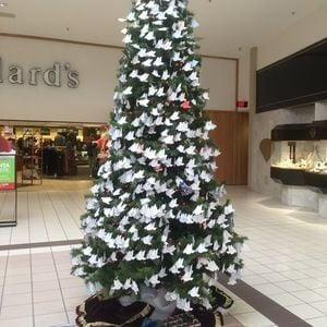 Tree of Remembrance at Frontier Mall
