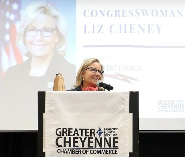 Liz Cheney at Chamber of Commerce