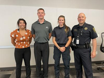 New officers Cheyenne Police photo