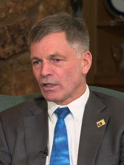 Governor Mark Gordon photo