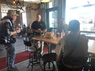 Coffee with a Cop - October 7, 2020