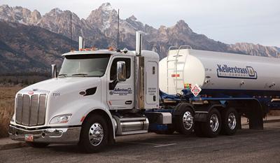 Oil Truck Tetons