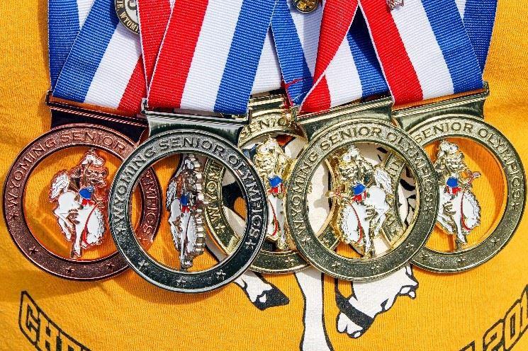 Wyoming Senior Olympics