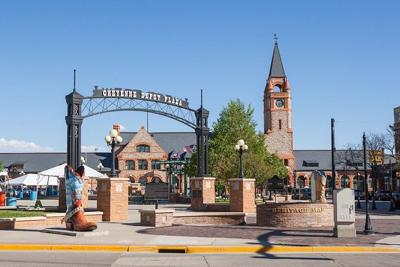 Historic Cheyenne Depot and Plaza