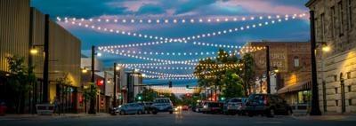17th Street Lighting Project - Reiman Corp photo