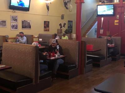 2 Doors Down Restaurant