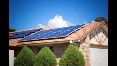 Solar Home Tour