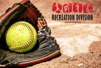 Cheyenne softball graphic