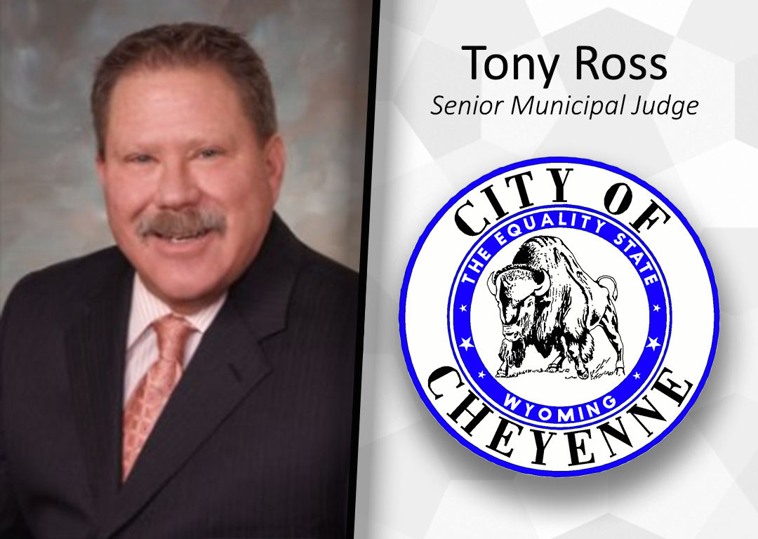 Municipal Judge Tony Ross