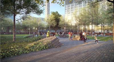 glade at WTC