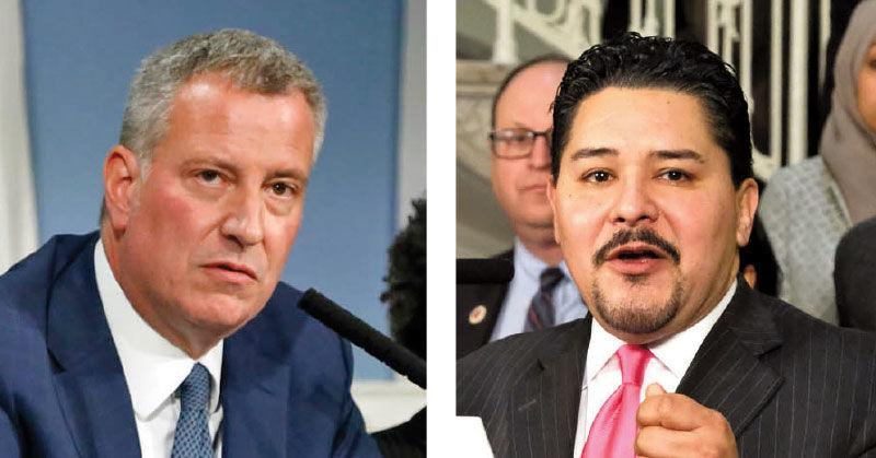 Mayor, Carranza Use Brooklyn District To Launch Diversity Plan | News of the Week | thechiefleader.com