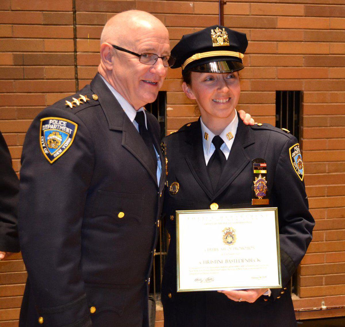 3 Deputy Chiefs Among 200+ NYPD Promotions   News of the