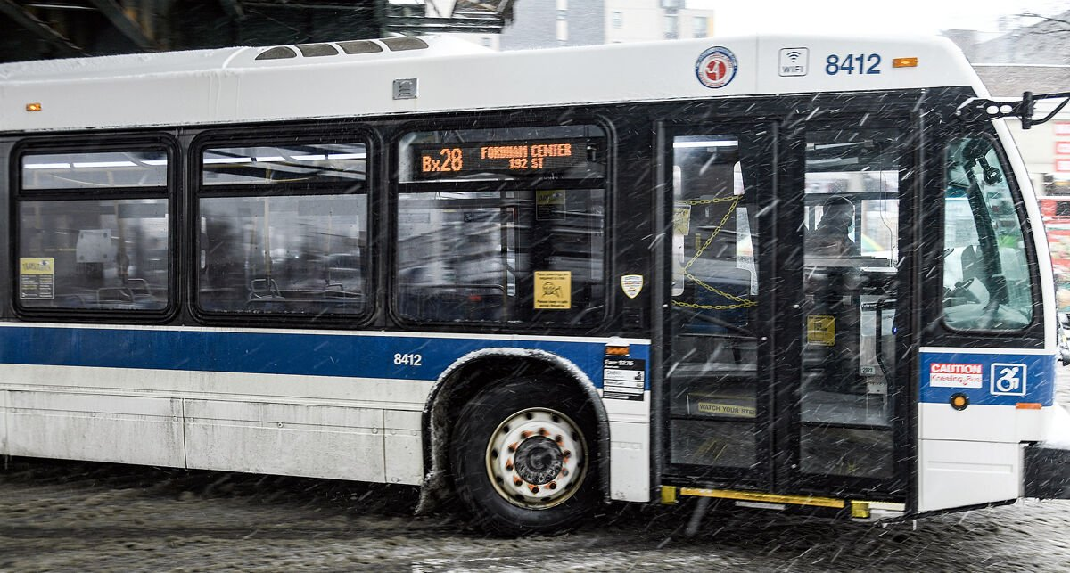 Union Says MTA Reducing Bus Runs Can Be Hazardous to Drivers' Health (free article)