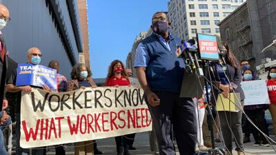 essential workers hunts point