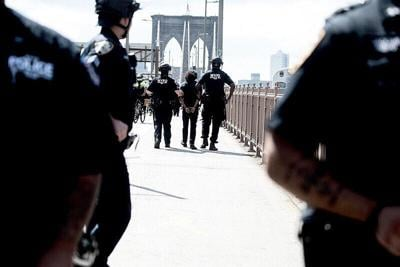 NYPD arrest