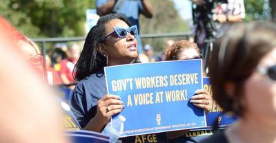 AFGE SSA workers
