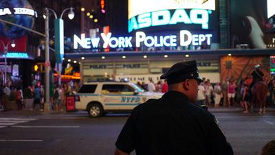 NYPD suicide