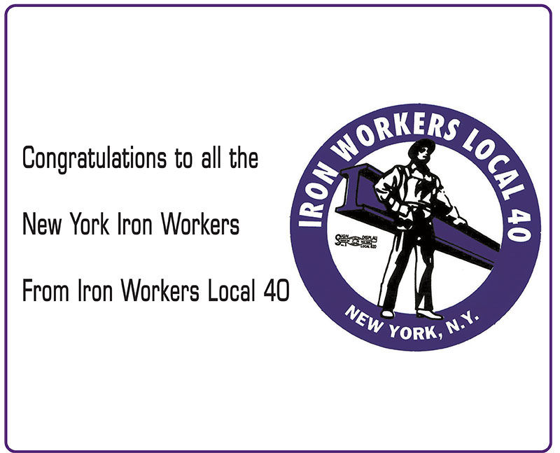 Iron Workers | Organizations | thechiefleader com