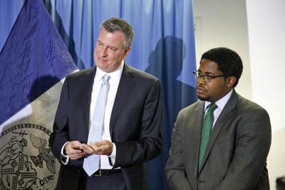 De Blasio_Dominic Williams
