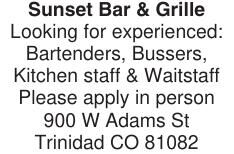 Sunset Bar & Grille