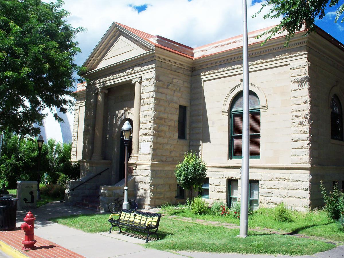 Facelift in store for Carnegie Public Library, new landscaping expected to curb security issues