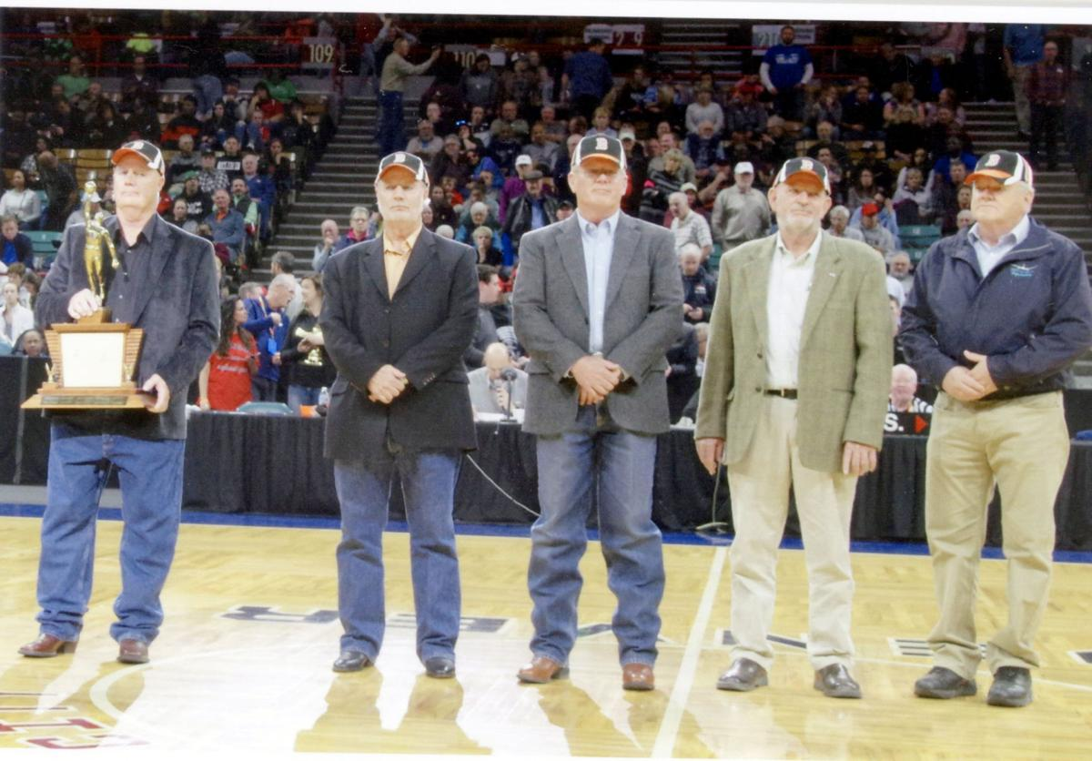 Branson's state championship basketball team honored