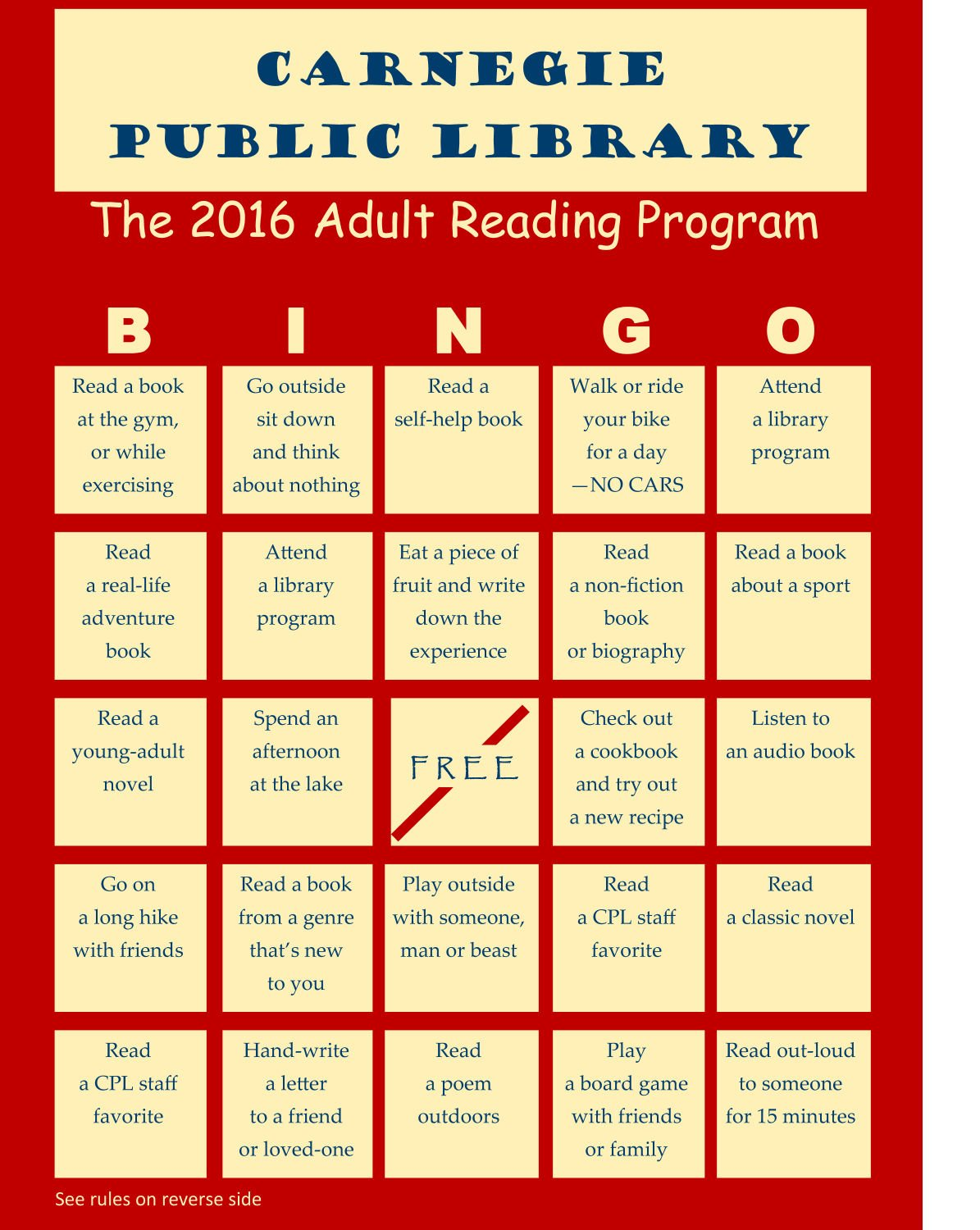 from Cedric bingo games for adults