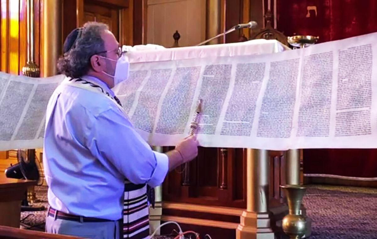 Temple Aaron's Rabbi Lennick ushers in latest chapter for historic synagogue