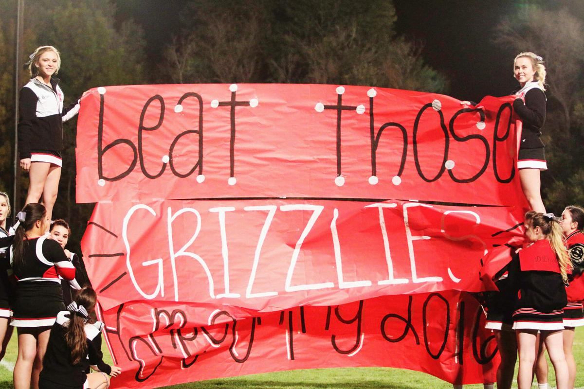 Beat Those Grizzlies
