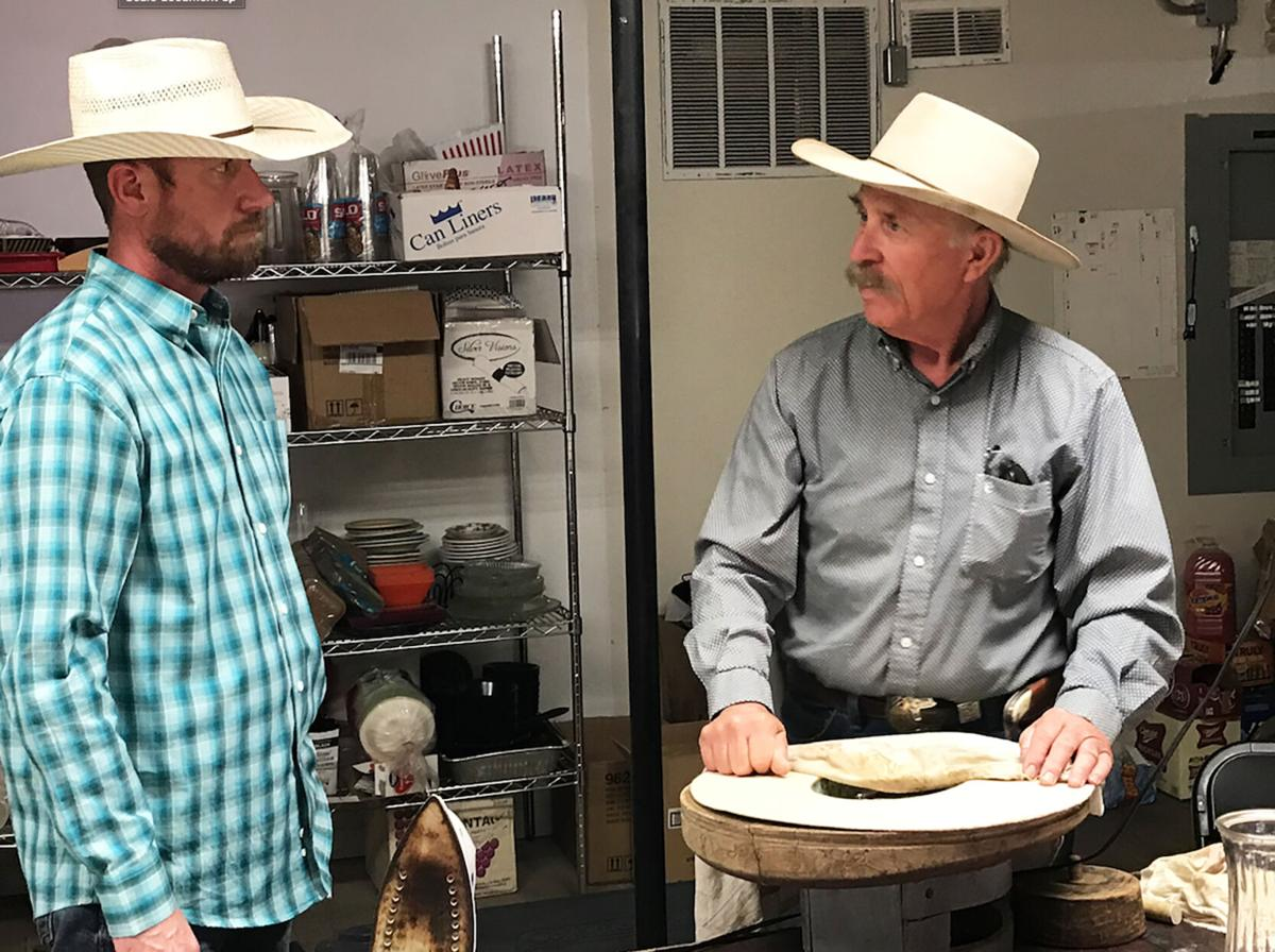 Legendary hatmaker has made hats for the likes of Reagan and Kilmer — now he shares his craft with eager students