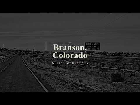 The Early Years of Branson, CO