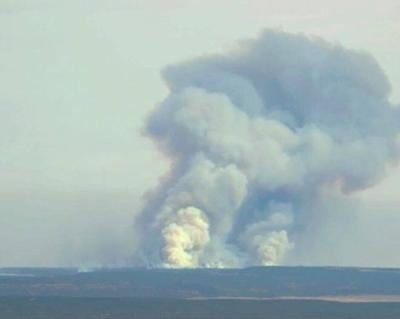 Wildfire near Kim 40 percent contained by Sunday morning | Local