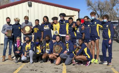 The TJSC Men's and Women's cross-country